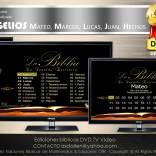 DVD TV EVANGELIOS Libro abierto